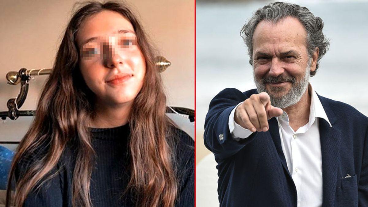 Berenice, así es la desconocida hija de Paco Lobatón y Mari Pau Domínguez que entrevista a famosos en Instagram