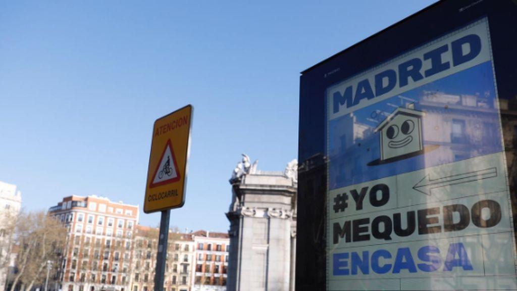 Madrid sigue siendo nuestro Wuhan y Ayuso acusa a la manifestación del 8M de ser un infectódromo