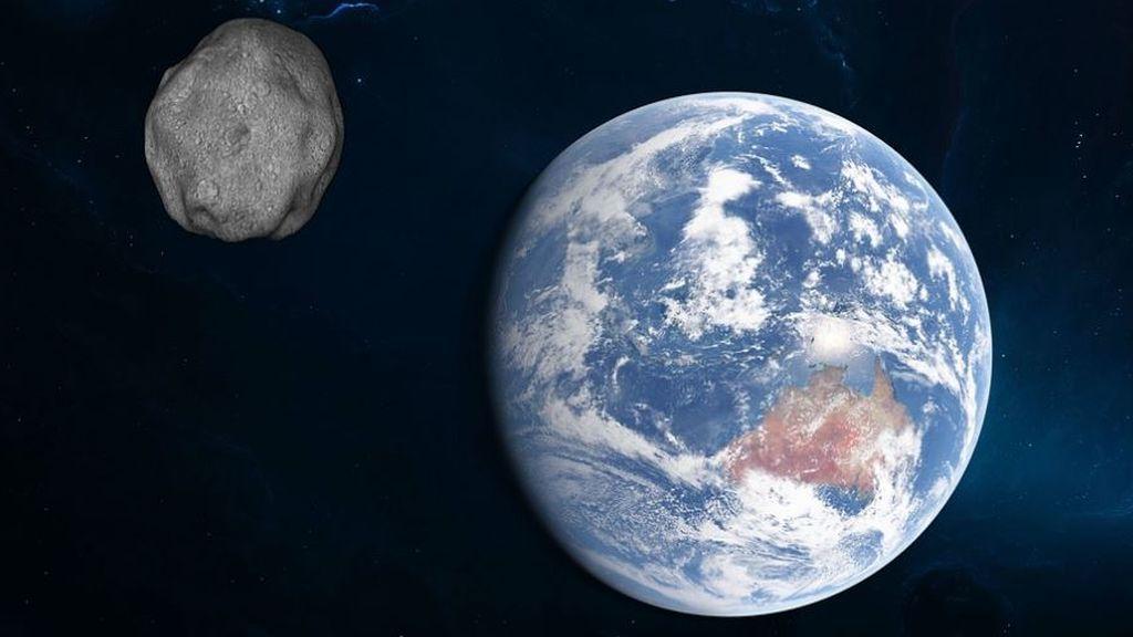 Llegó el día: todo sobre el asteroide que se acerca a la Tierra el miércoles
