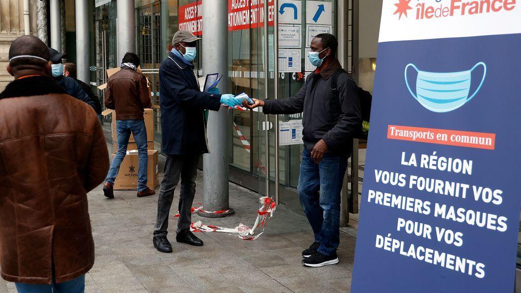 Francia supera los 24.000 fallecidos, aunque la expansión del virus sigue disminuyendo