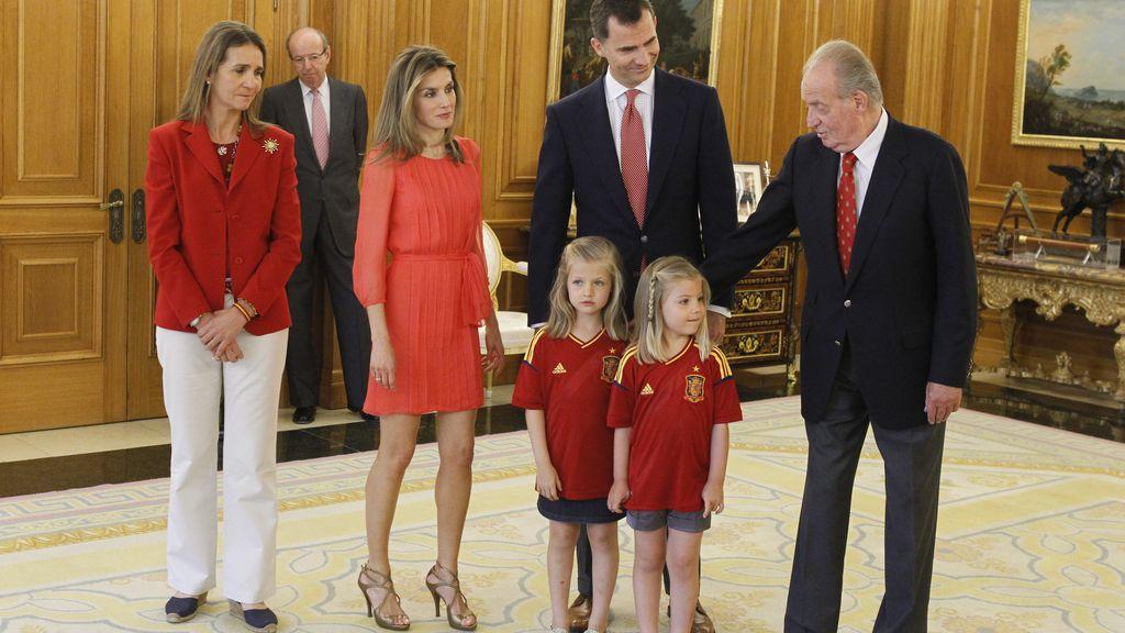 Sofía de Borbón , 13 años en 13 fotos