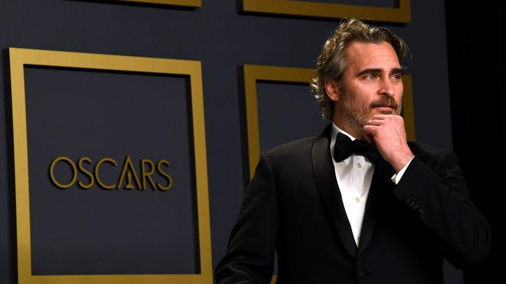 Joaquin Phoenix, en los Oscar 2020