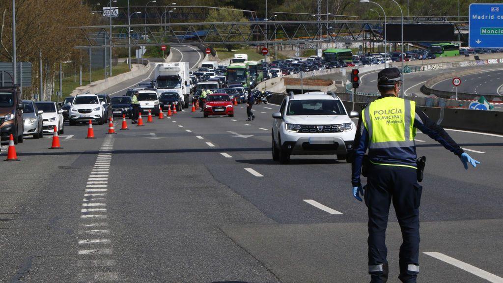 La DGT reforzará los controles en carretera de cara al puente de mayo