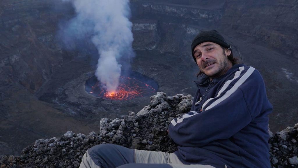 El impresionante lago de lava del Nyiragongo