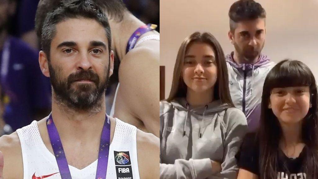 """""""Te prometo papá que no tendré novio"""": las hijas de Navarro revolucionan 'Tik Tok'"""
