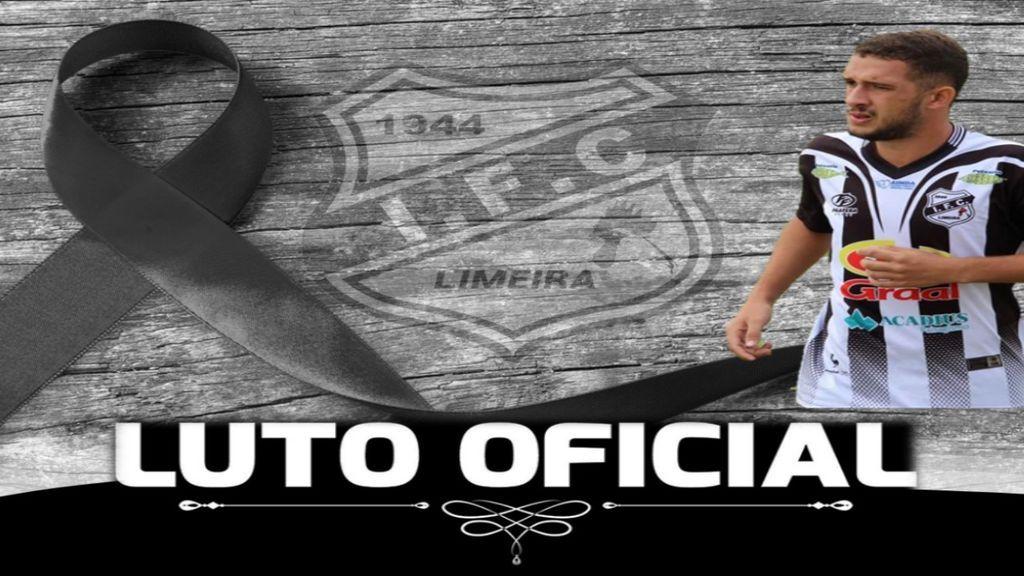 """Muere un futbolista brasileño de 21 años mientras volaba una cometa: """"tan joven, tan lleno de vida, tan educado, tan humilde, tan amable"""""""