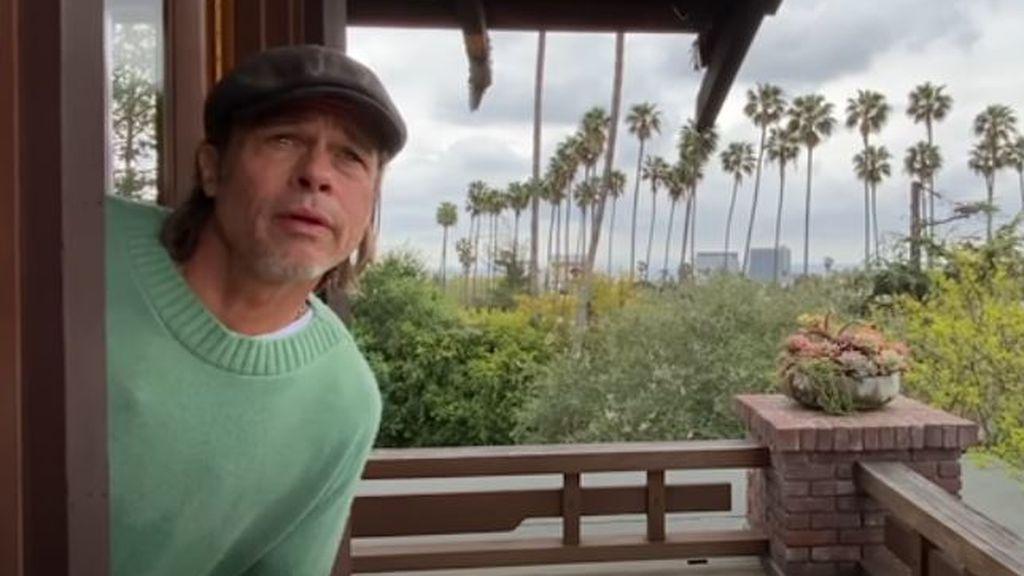 Brad Pitt como chico del tiempo: el fichaje del canal meteorológico de John Krasinski