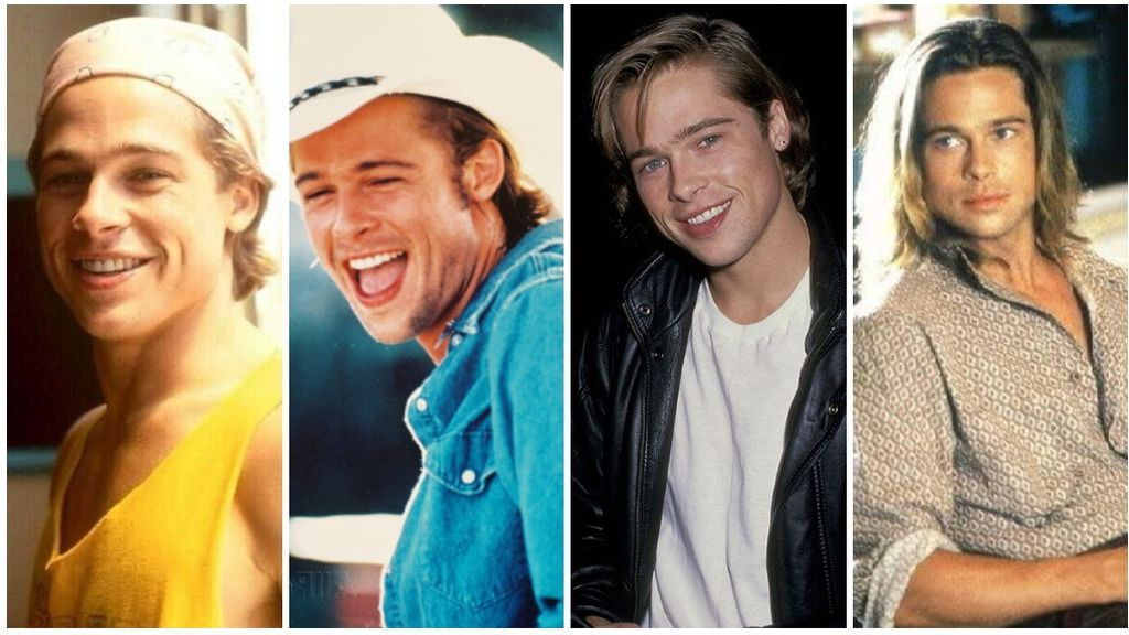 Las fotos de Brad Pitt que nos colgamos en la pared.