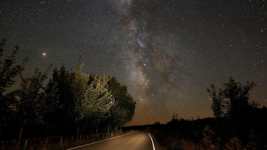 Eta acuáridas: la última lluvia de estrellas confinados