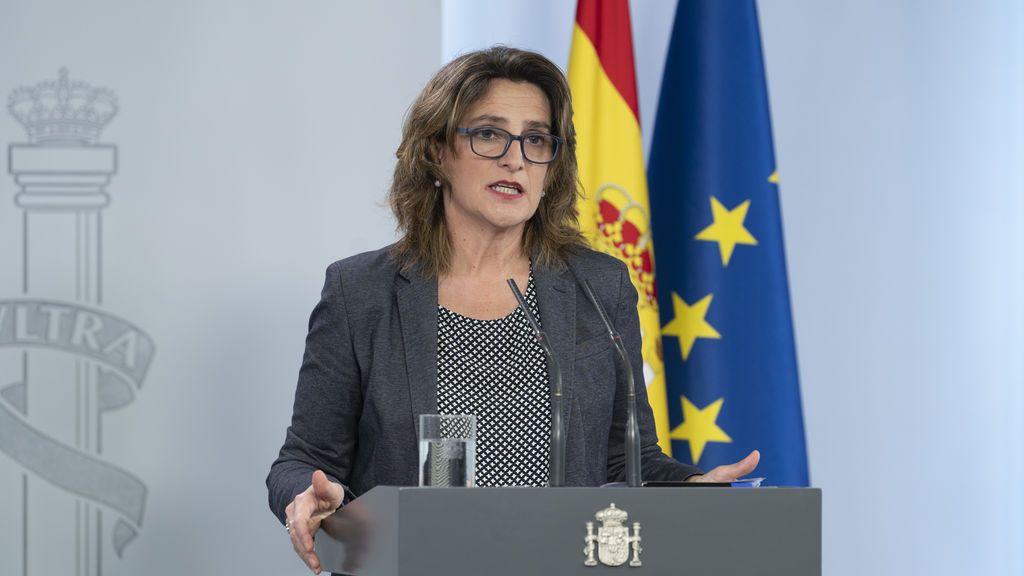 """Los hosteleros indignados ante el """"si no quieren que no abran"""" de la ministra Ribera"""
