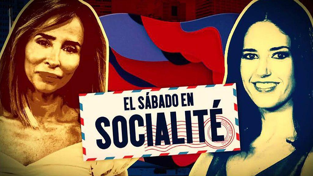 """¿Nuria Marín o María Patiño? 'Socialité' celebra elecciones y la presentadora advierte: """"Quiero la mayoría absoluta si no, reniego"""""""