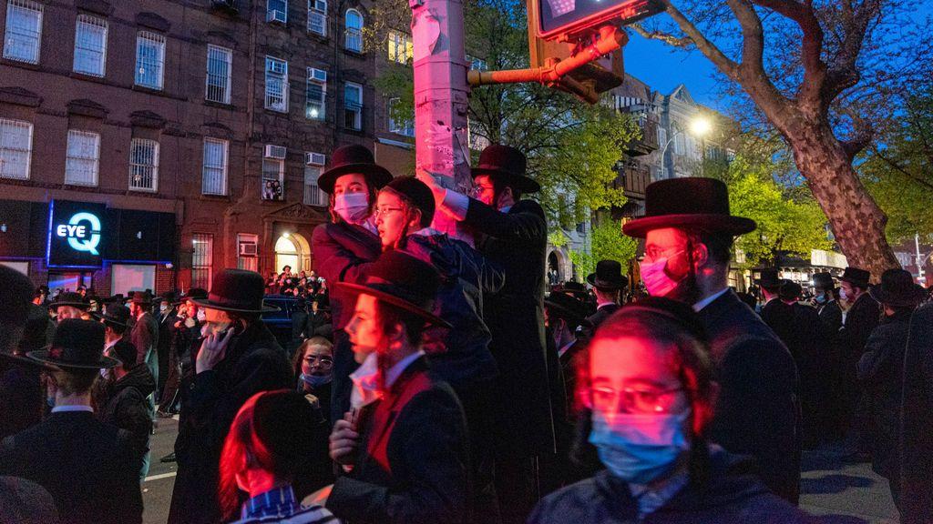 Funeral rabino