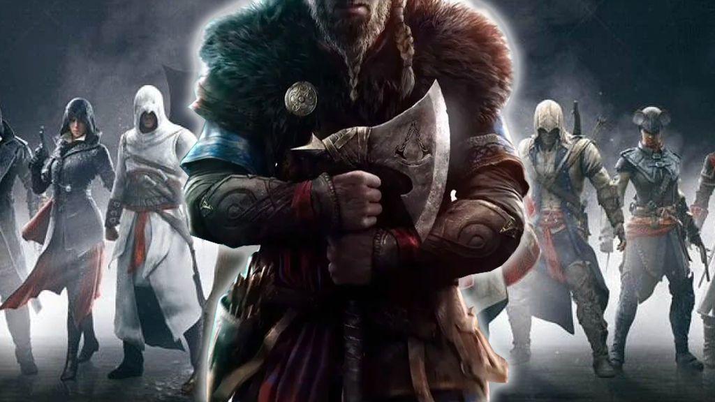 Assassin's Creed: todos los juegos de la saga ordenados cronológicamente