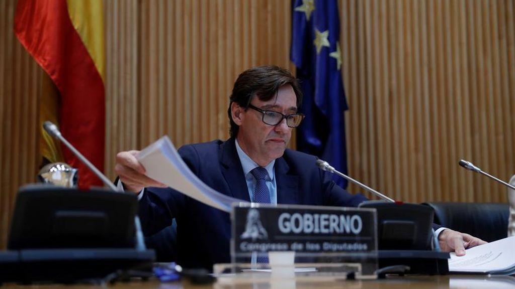 """Illa en el Congreso: """"No va a haber un test para cada ciudadano español"""""""