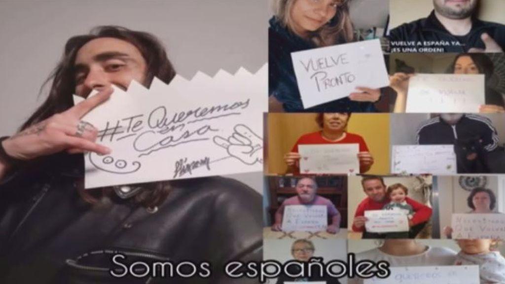 """La odisea de españoles """"tirados"""" en Chile y sin posibilidades para volver a España"""