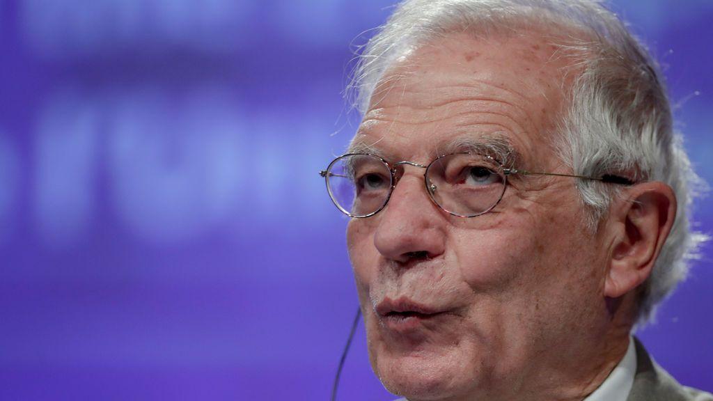 Borrell niega presiones de China a la UE por el coronavirus