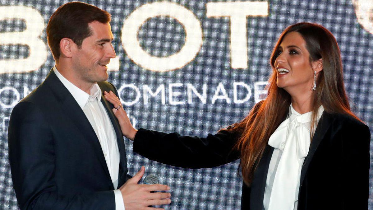"""La promesa de Casillas a la primera persona que vio después de superar el infarto: """"Disfrutaré de la vida, iré en descapotable con la música alta"""""""
