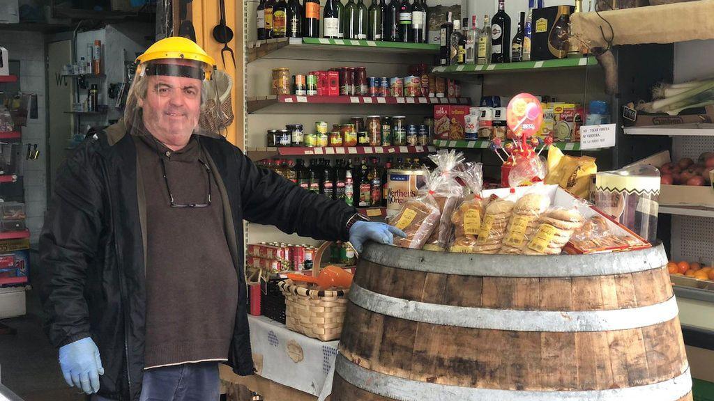 La tienda de Arturo está en la provincia de Ourense