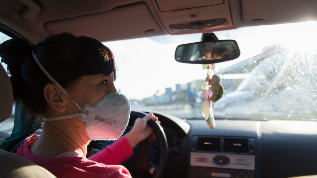 La vuelta a las autoescuelas: clases con guantes y mascarilla y exámenes en el aire