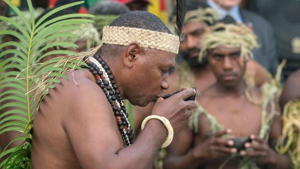 Vanuatu, libre del virus