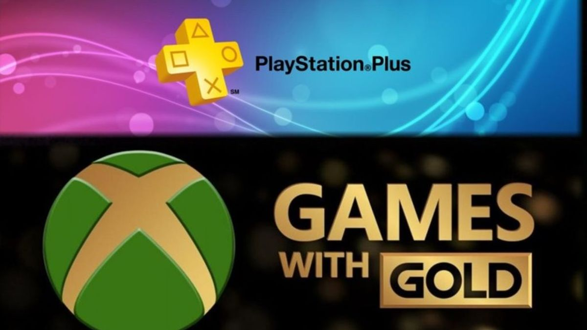 PS Plus y Xbox Games with Gold