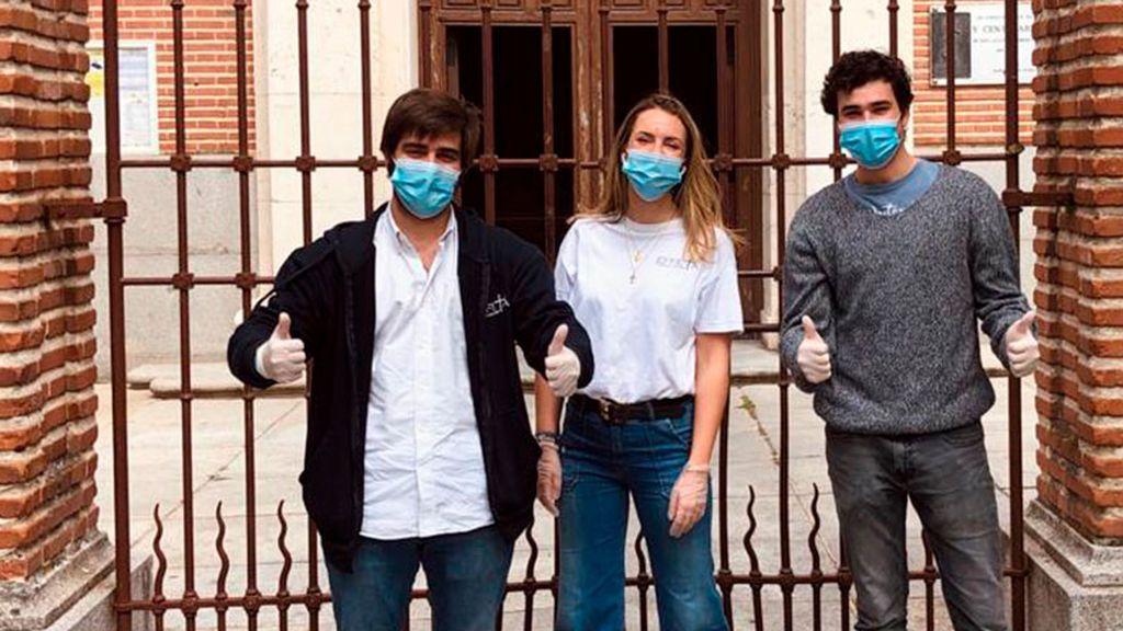 Coronaviru: el mensaje viral que acabó en una ONG de veinteañeros