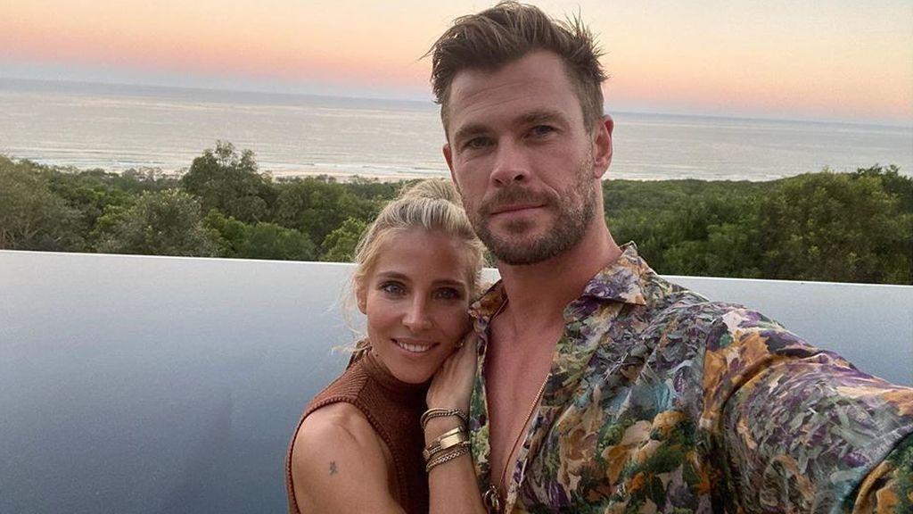 """Chris Hemsworth explica los problemas de Elsa Pataky para cambiarse de apellido: """"Ella quería"""""""