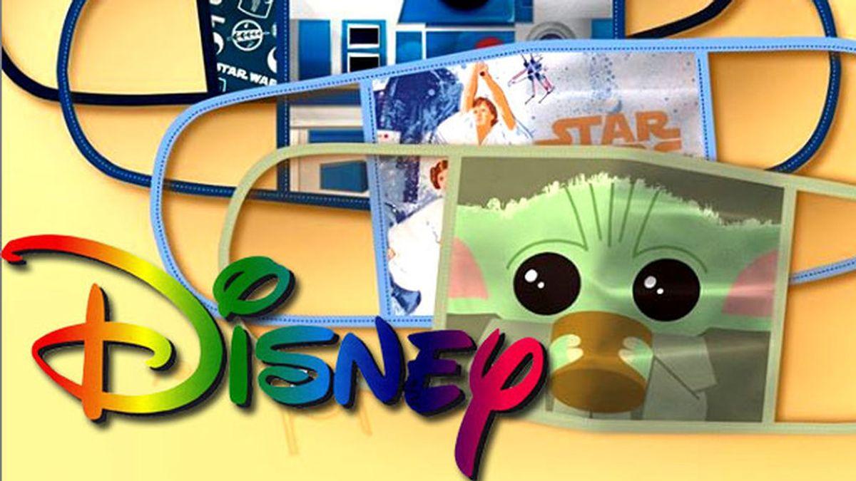 Disney lanza mascarillas para el coronavirus con sus personajes emblemáticos: dónde comprarlas