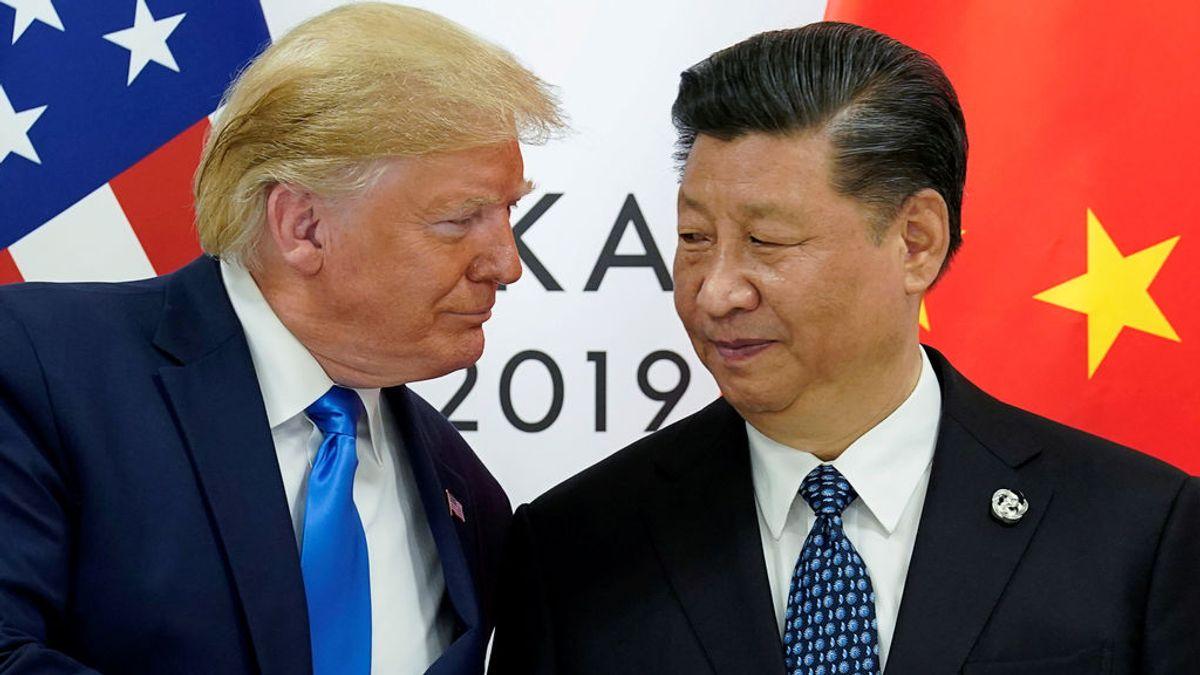 Trump insiste en culpar a China de haber creado la Covid-19  pero sus espías lo niegan