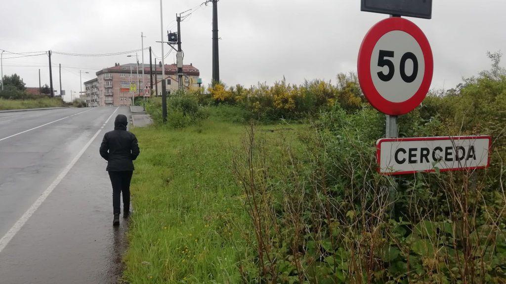 """Cerceda, con 5001 habitantes, se queda sin paseos libres por dos vecinos: """"Es como suspender por unas décimas"""""""