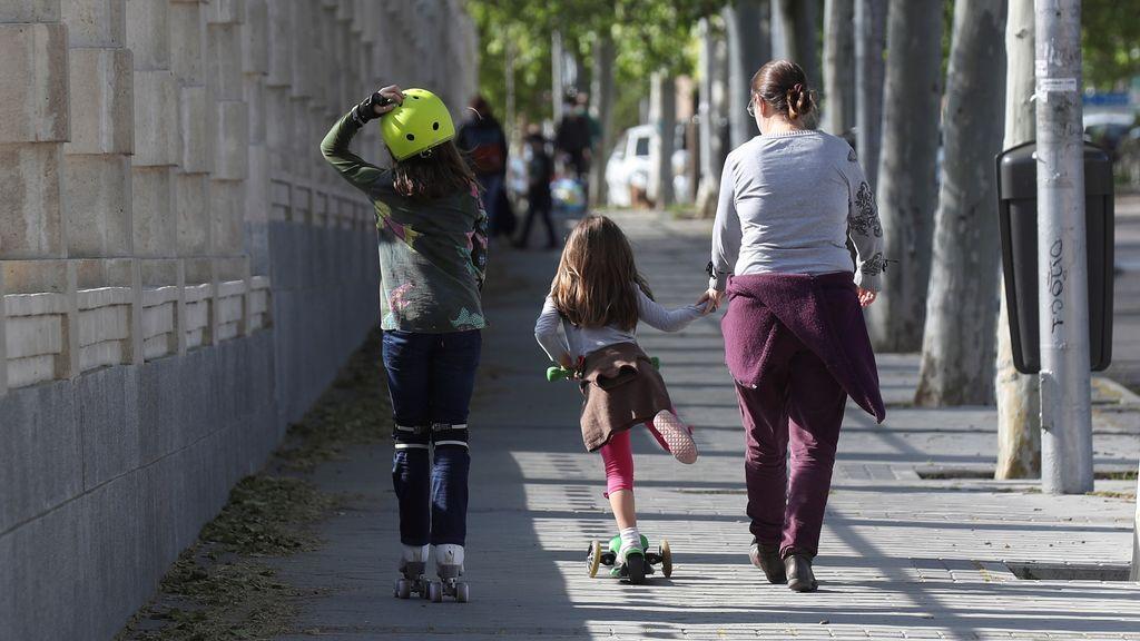 España vuelve a las calles