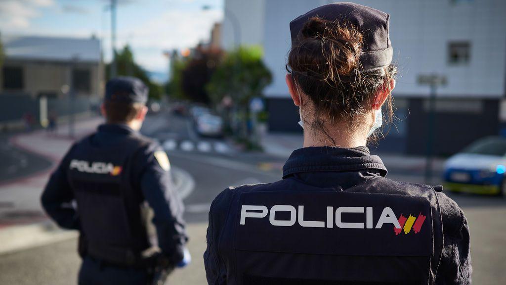 La criminalidad descendió un 73,8 por ciento en la primera quincena del estado de alarma