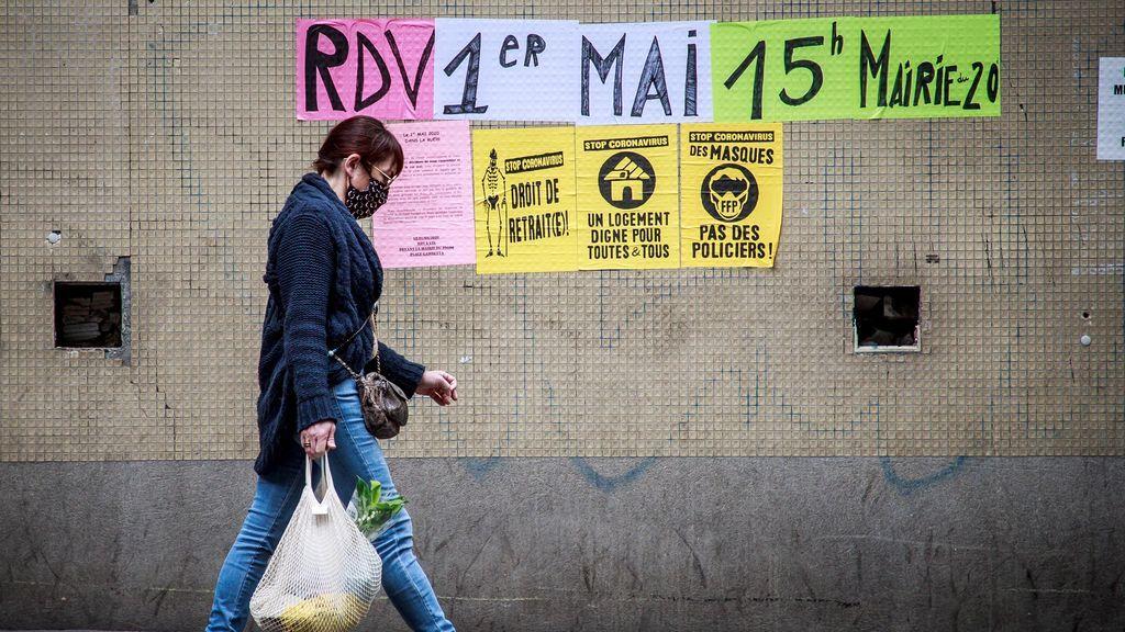 Última hora del coronavirus: Francia sigue disminuyendo la cifra de muertos