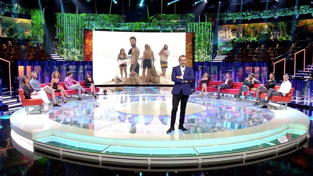 Telecinco refuerza en abril la imbatibilidad de su entretenimiento en prime time y se distancia 3 puntos de la segunda opción