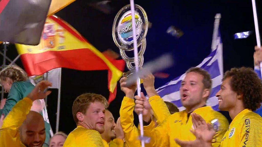Alemania gana