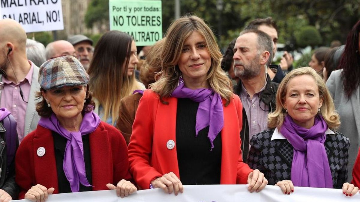 "Pedro Sánchez: ""Begoña está recuperada"""