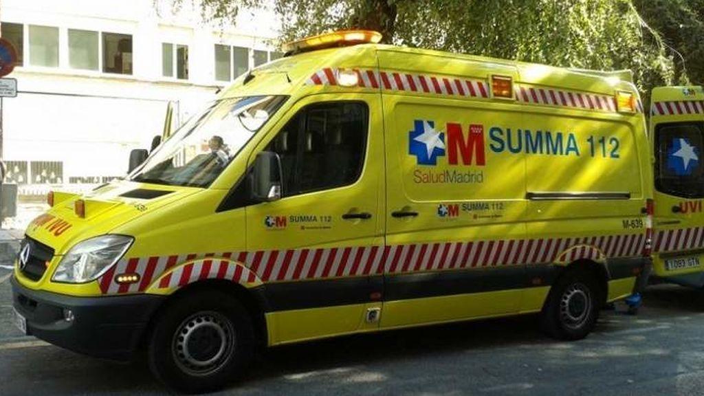 Accidentado regreso a las calles: muere un hombre mientras paseaba en Madrid y un ciclista está grave por un infarto