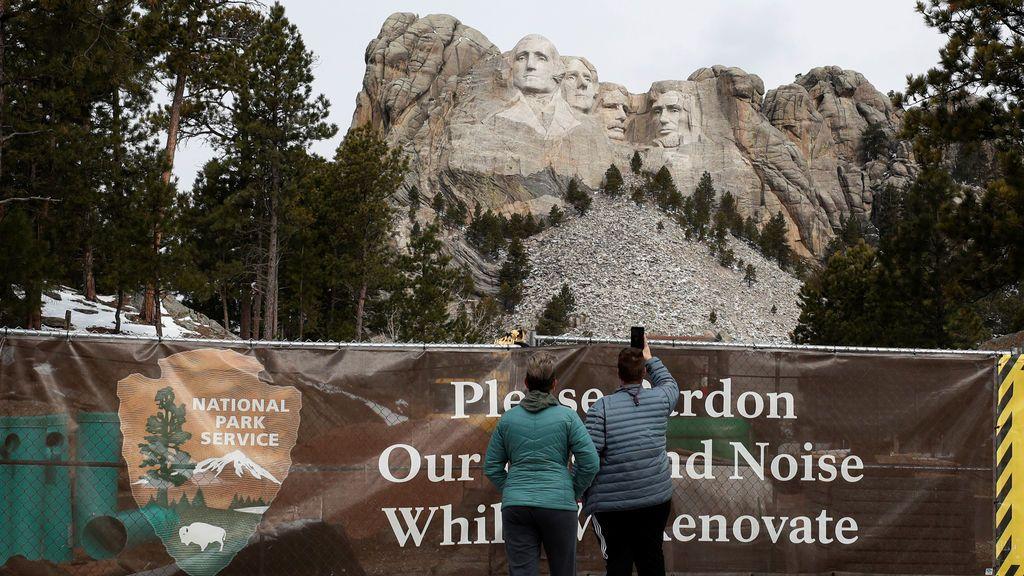 Trump asistirá a los fuegos artificiales en el monte Rushmore