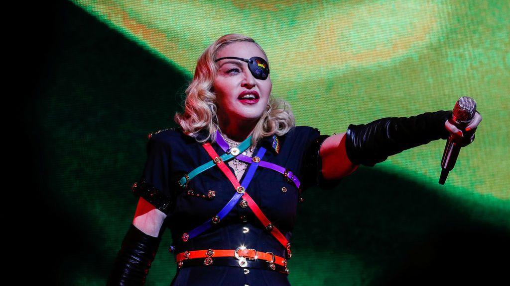 """Madonna revela que tiene anticuerpos de coronavirus y está deseando """"respirar aire con COVID-19"""""""
