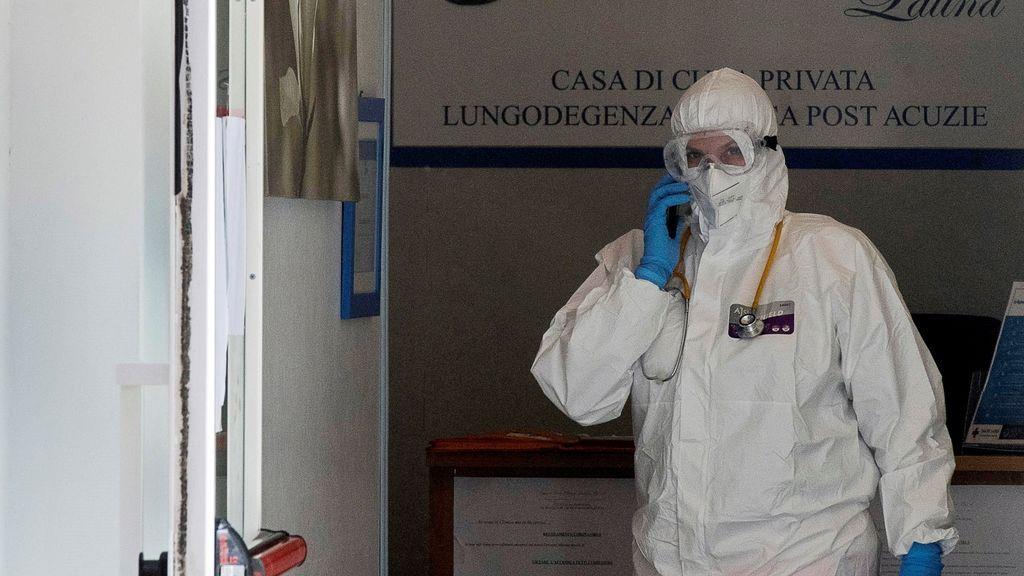 Repunte de fallecidos en Italia por coronavirus: 474 muertos en 24 horas