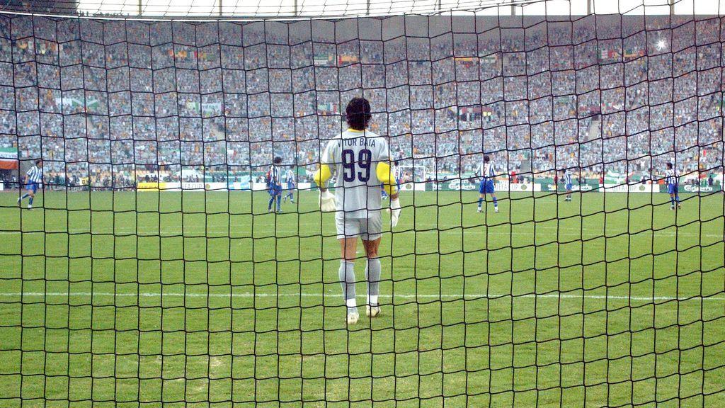 Vitor Baia portero del FC Oporto