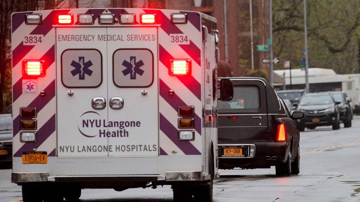 Muere una mujer con coronavirus en Nueva York despues de que un médico no supiera configuar el respirador