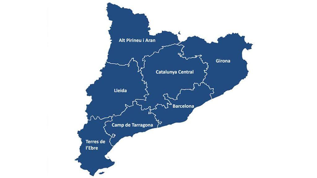 regions sanitaries