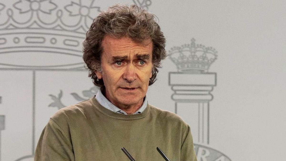 """Simón admite """"incongruencias"""" en las cifras de Ceuta y el Gobierno de la ciudad autónoma lo desmiente"""