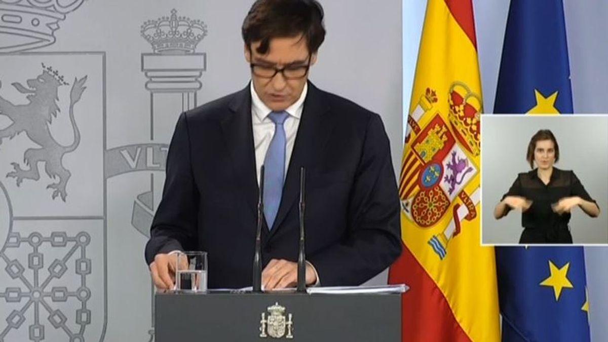 """La respuesta viral de Illa a un periodista holandés:  """"En civismo nadie puede dar lecciones a los españoles"""""""