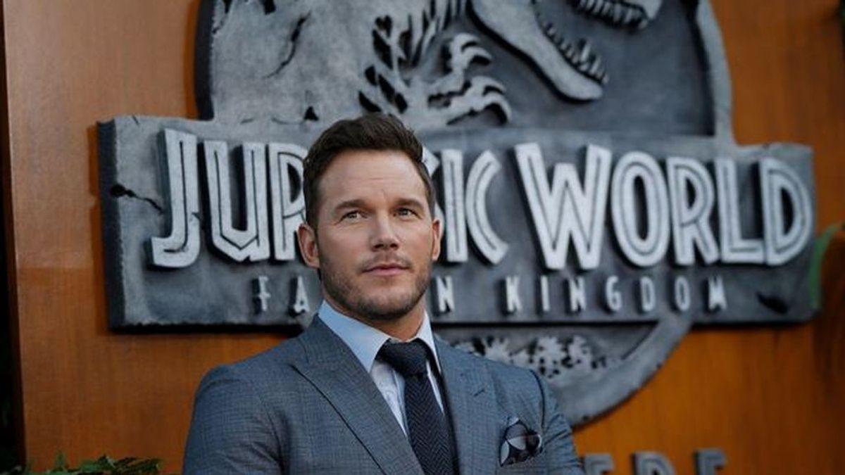 Chris Pratt te cuenta cómo puedes aparecer en 'Jurassic World' por 10 dólares
