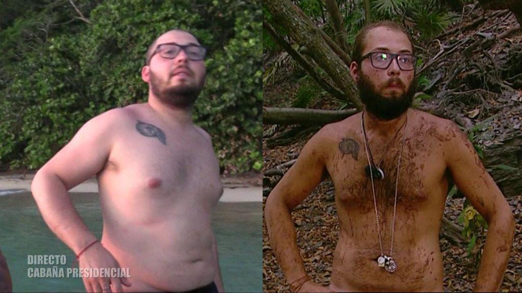 El antes y el después de Avilés