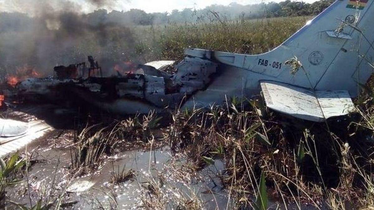 Mueren tres españoles en un accidente de avioneta en Bolivia cuando iban a ser repatriados