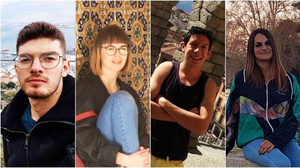Erasmus en cuarentena: cuatro estudiantes extranjeros en Madrid cuentan cómo lo están llevando