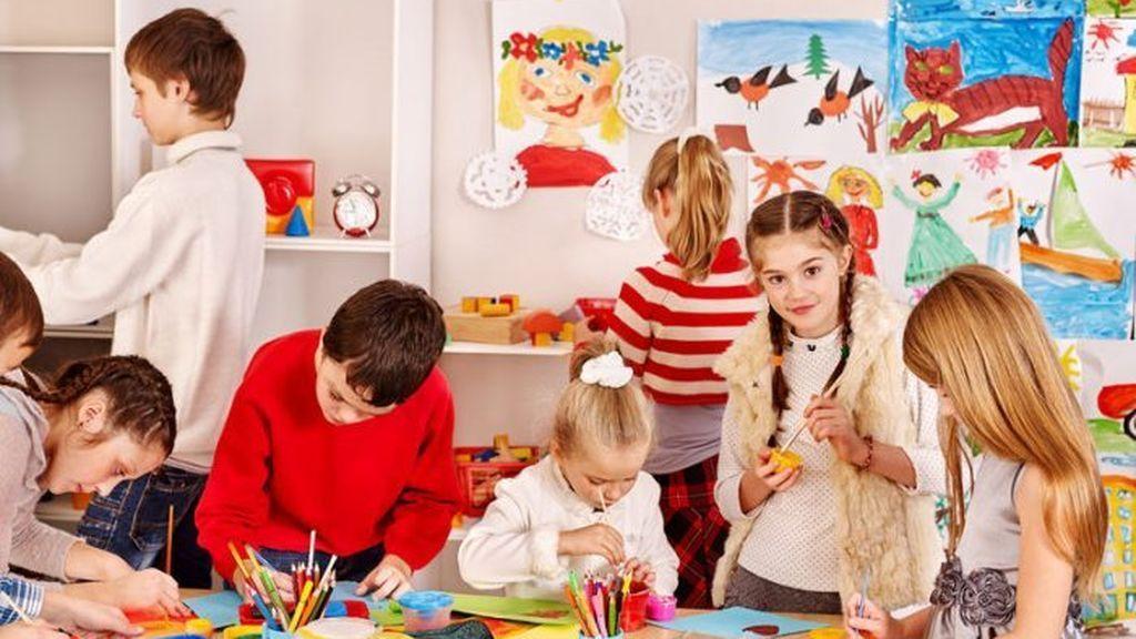 El exceso de clases extraescolares podrá ser muy perjudicial para los niños.